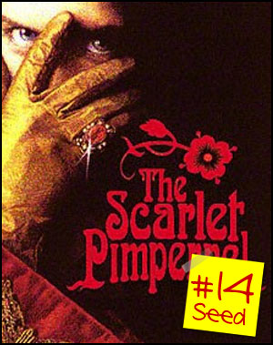 #14 seed - The Scarlet Pimpernel