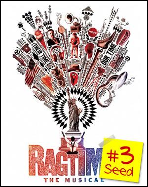 #3 seed - Ragtime