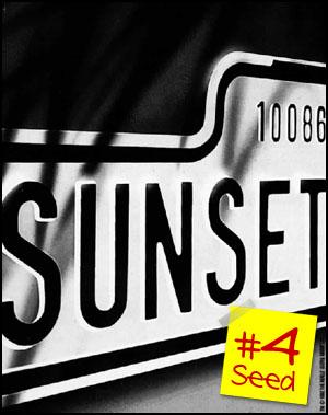 #4 seed - Sunset Boulevard