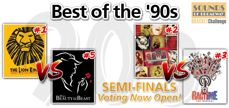 Best of the 90s Semi Final Matchups