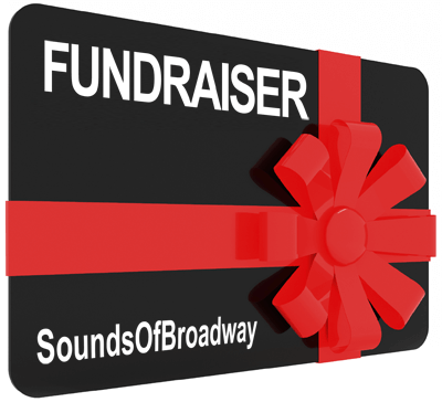 SoundsOfBroadway Fundraiser