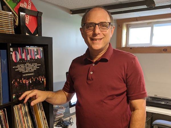 Stuart Brown in his studio   Boston Spirit Magazine