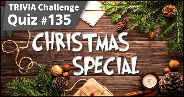 Quiz #135. Christmas Special