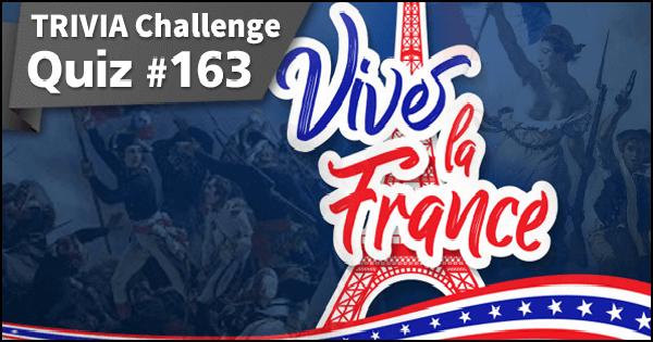 163. Vive la France